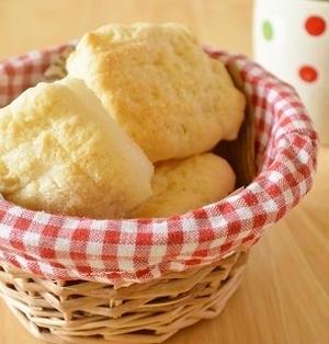 朝ごはんやお出かけに♪「メロンパン風ミニトースト」