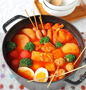 豆腐と肉団子のイタリアントマトおでん☆
