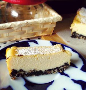 しっとり濃厚!豆腐チーズケーキ【めちゃんこおすすめ第3弾です】